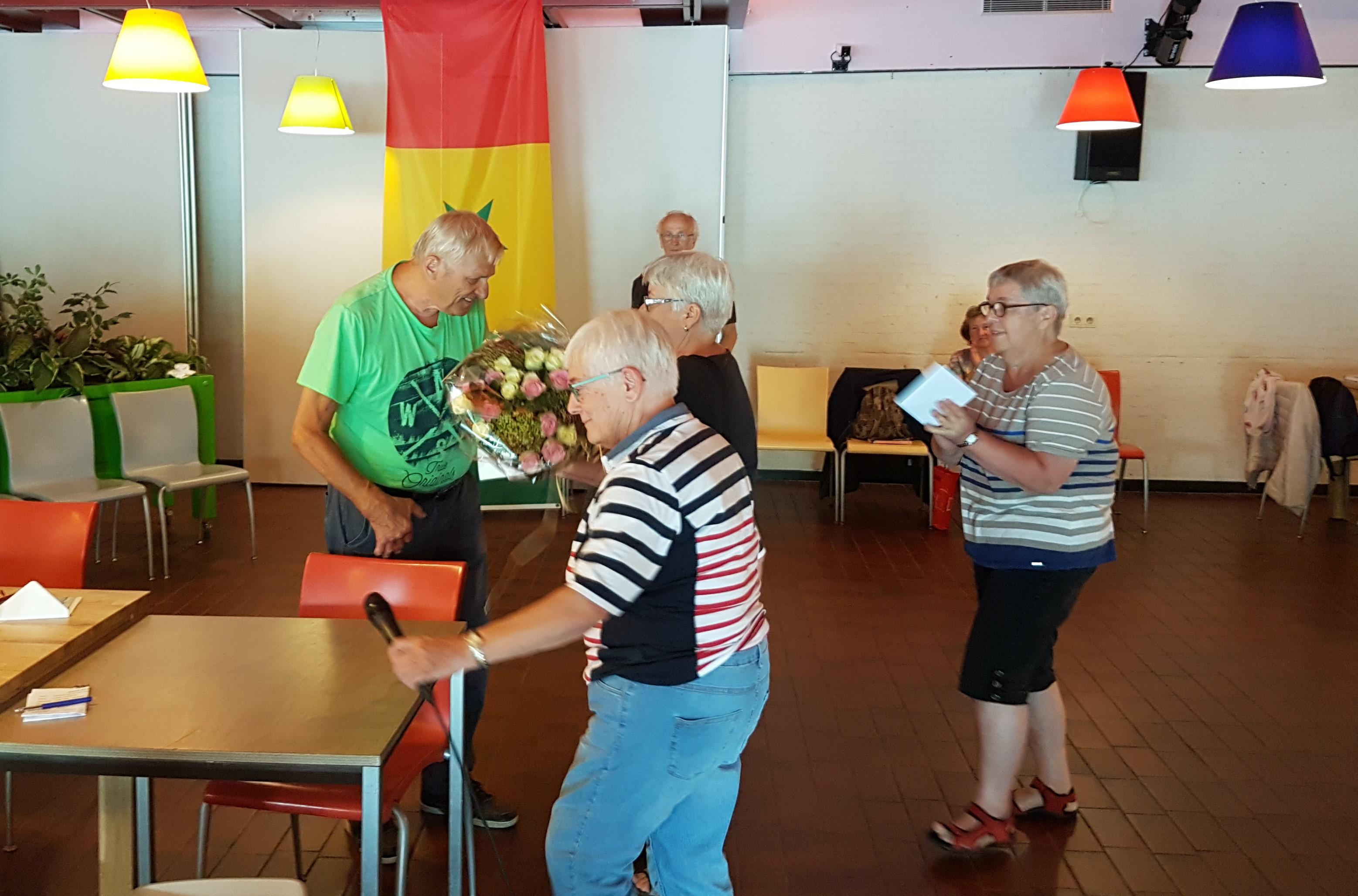 Bertus 50 jaar getrouwd