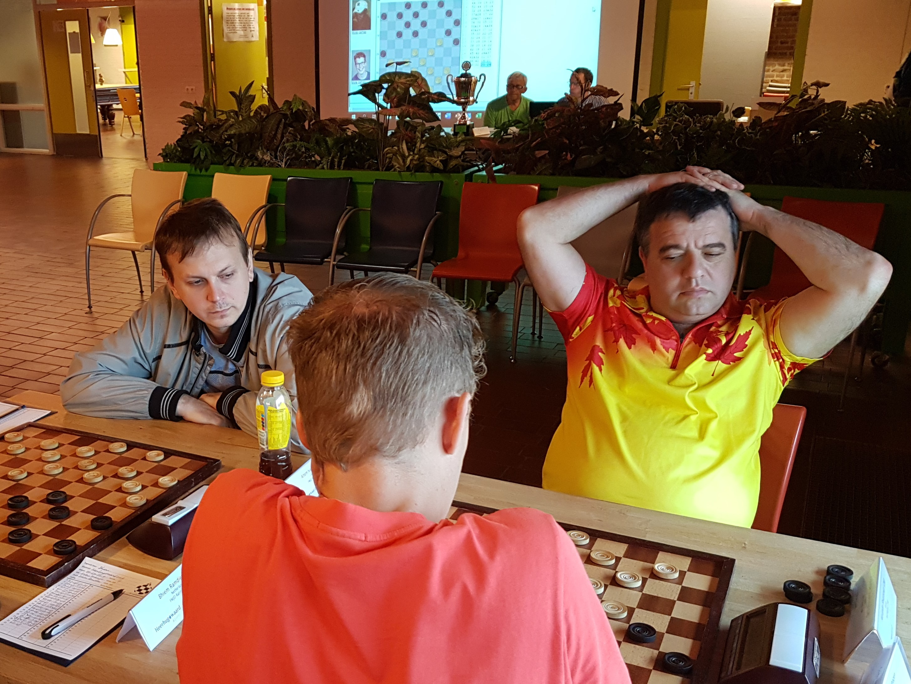Shvartsman winnaar Heerhugowaard Open 2019
